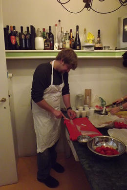 Awesome cooking skills. , Mfair5 - March 2012