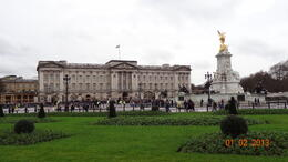 Buckingham Palace , Tamer M - February 2013