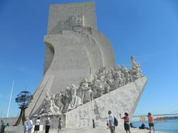 This is a must see! One may walk along the board walk from the Tower of Belem , R The Traveler - October 2012
