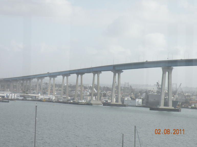 Famous Coronado Bridge - San Diego