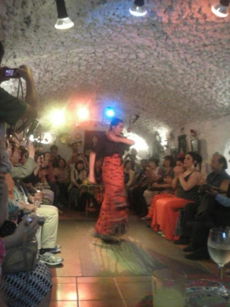 Flamenco Show in Sacromonte - Granada