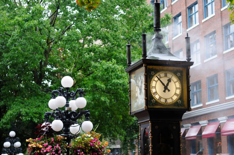 Gastown, Vancouver - Vancouver