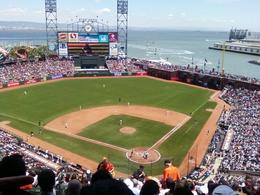 Giants game in May 2011, Cat - January 2012