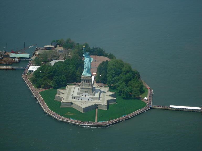 Miss Liberty - New York City