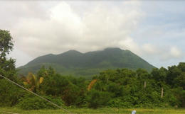 The mountains of Nevis, JennyC - August 2011