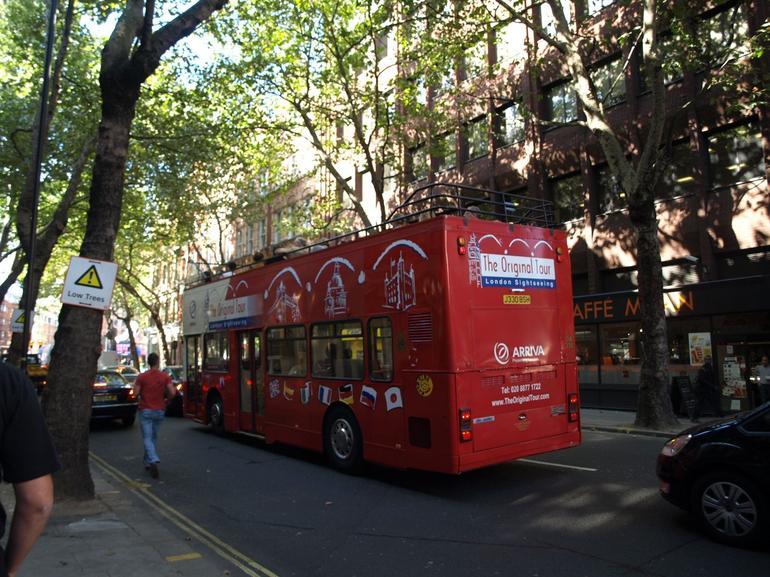 Original Tour Bus - London