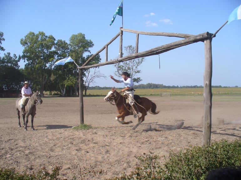 Gaucho Day Trip from Buenos Aires: Don Silvano Ranch photo 9