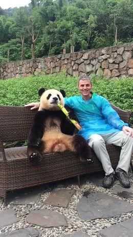 Panda Time! , doug - August 2016