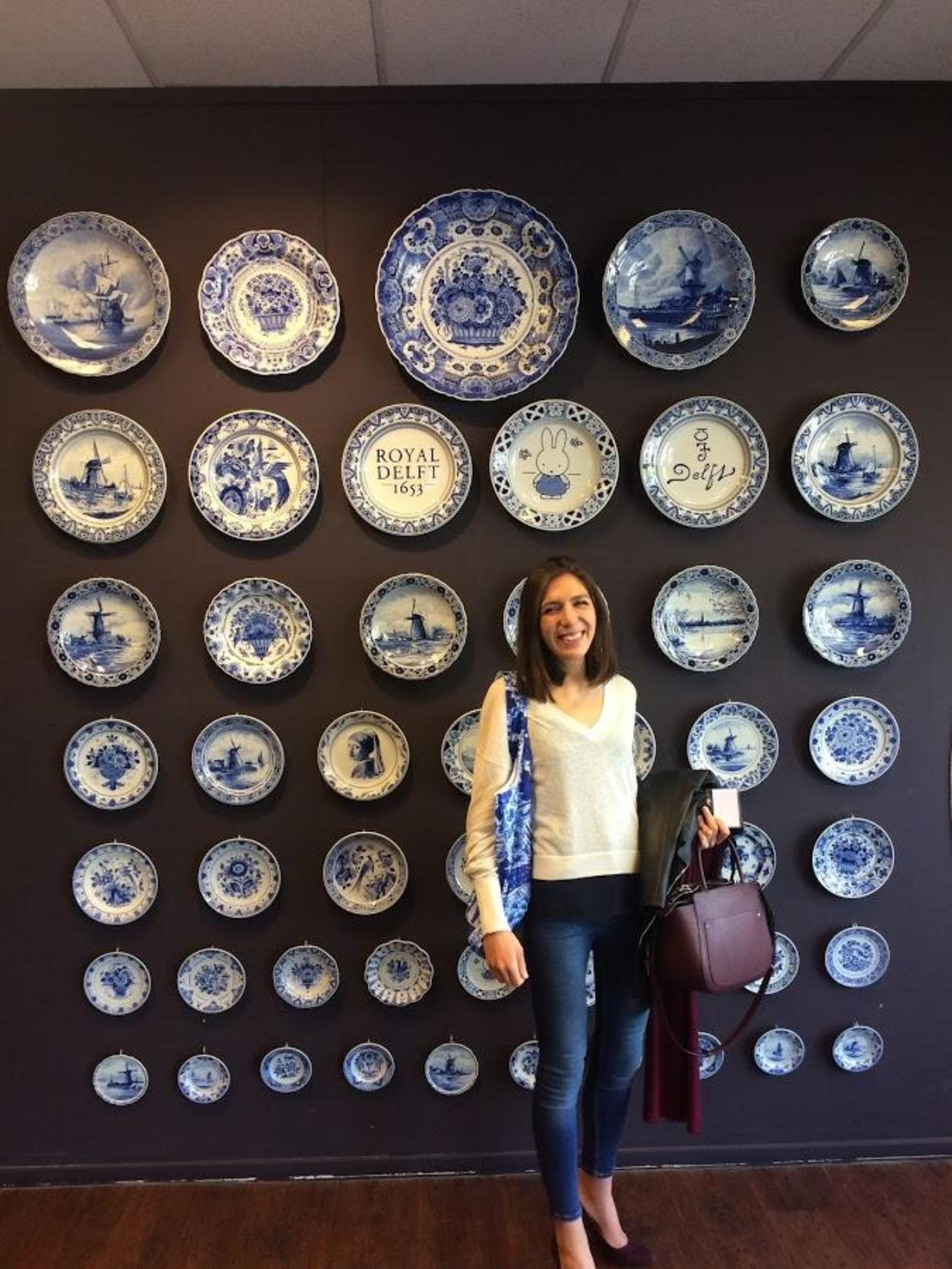 MORE PHOTOS, Royal Delft: Delftblue factory & museum ticket