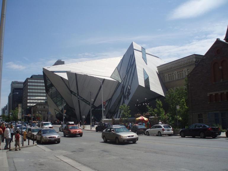 Royal Ontario Museum (ROM) - Toronto