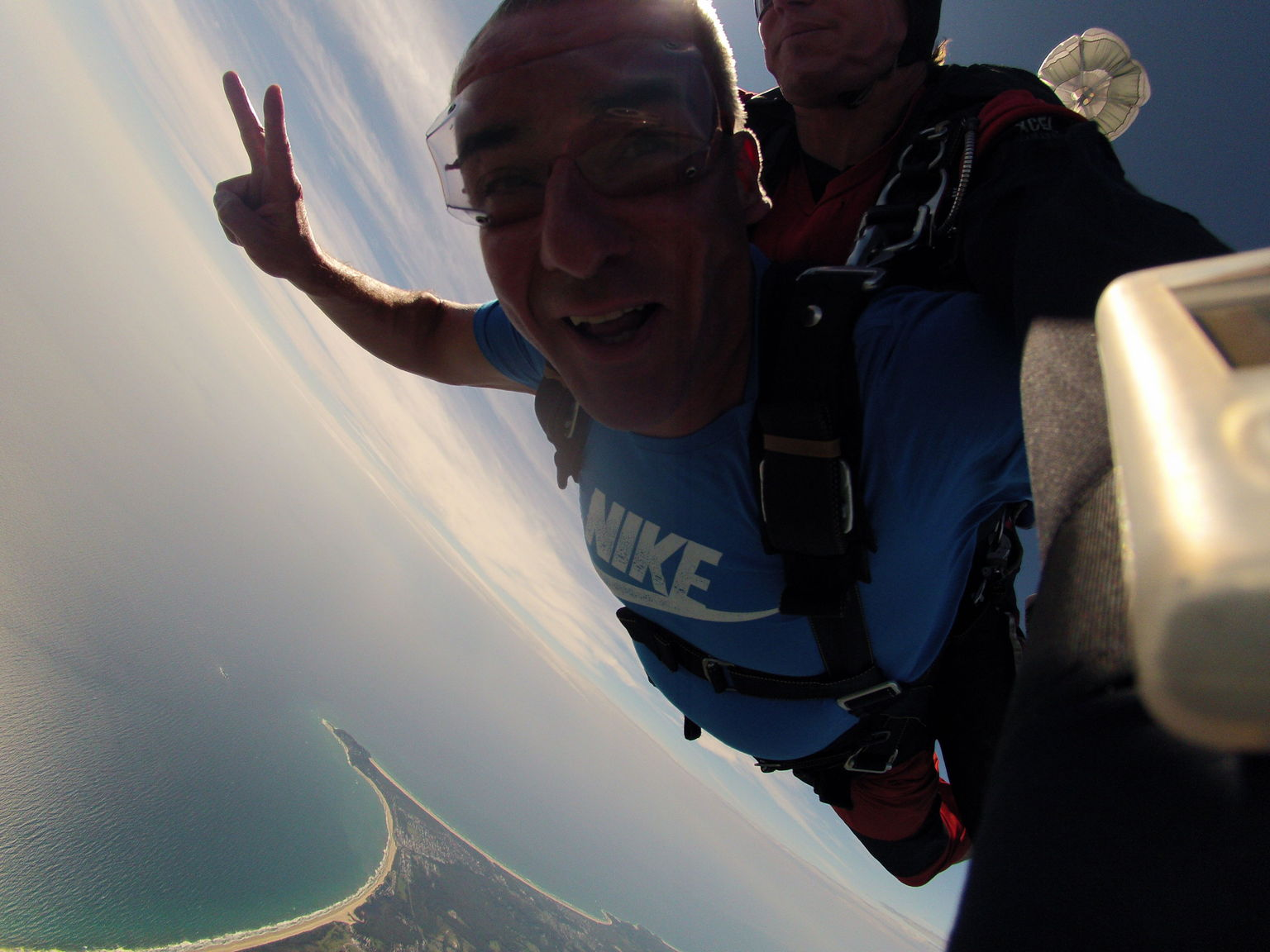 MAIS FOTOS, Byron Bay Tandem Sky Dive