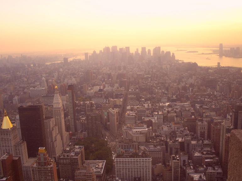 Sunset - New York City