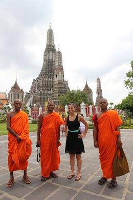 Wat Arun, Asha & Brock - July 2013