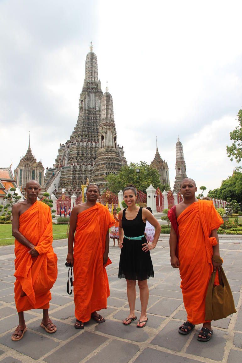 Temple of the Dawn - Bangkok