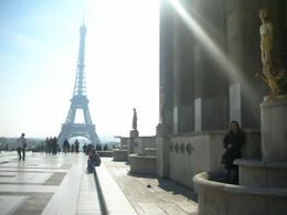 Magnificent view of Eiffel Tower., Bell Nathaniel C. - October 2008