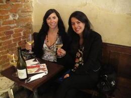 Tuscan wine & aperitivo, Blanca - June 2014
