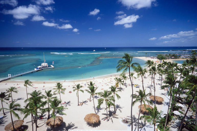 Waikiki Beach - Oahu