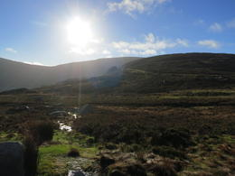 Beautiful day for a drive through the Wicklow mountains. , Kara M - December 2014
