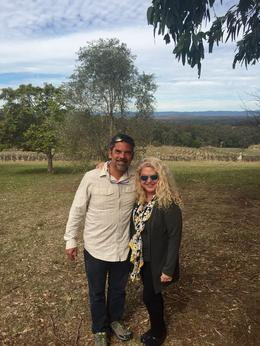 You can't beat the Hunter Valley for wine tasting, wonderful food, and spectacular views! , jeanievan - September 2016