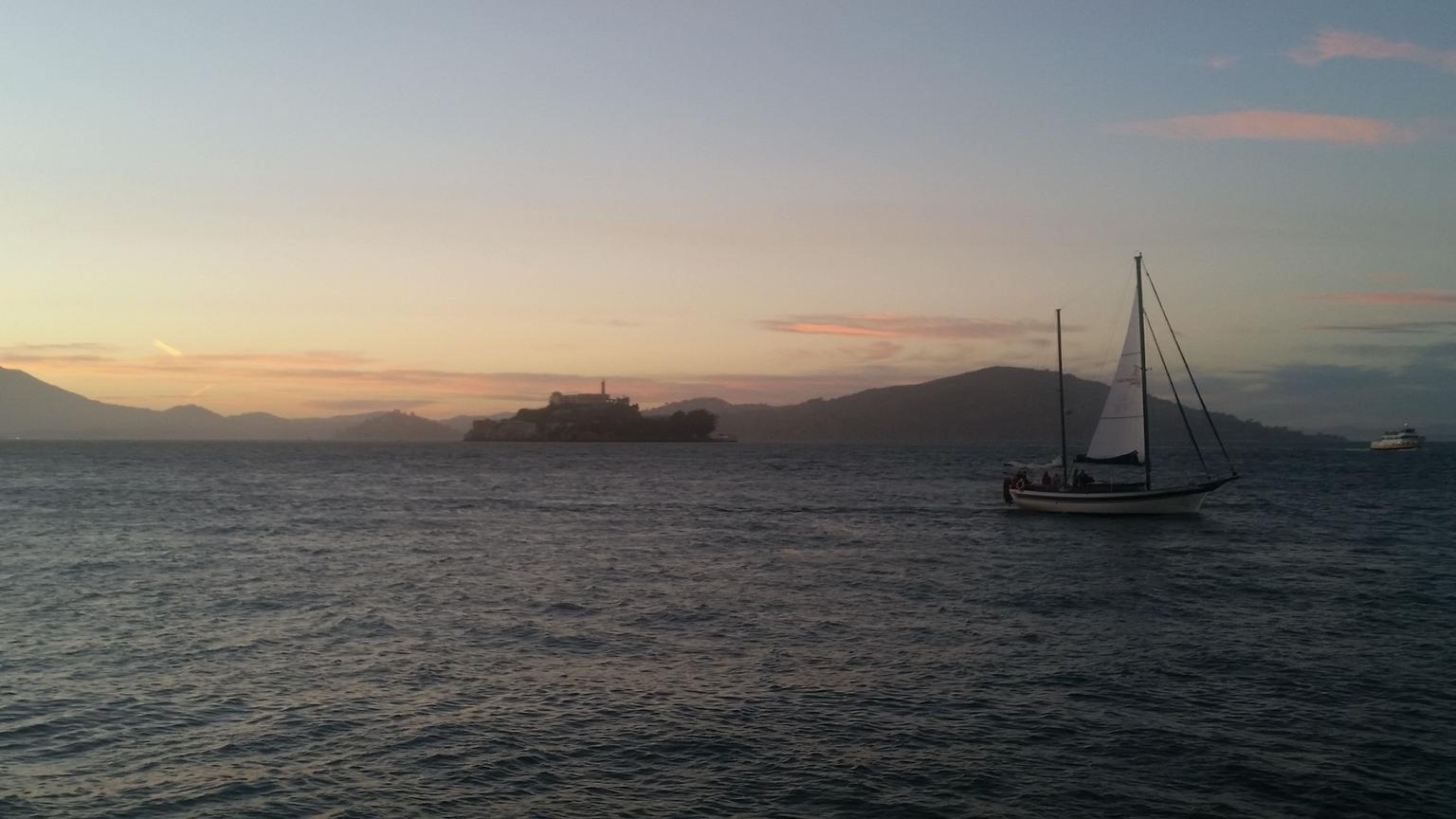 MÁS FOTOS, San Francisco Golden Gate Whale-Watching Tour