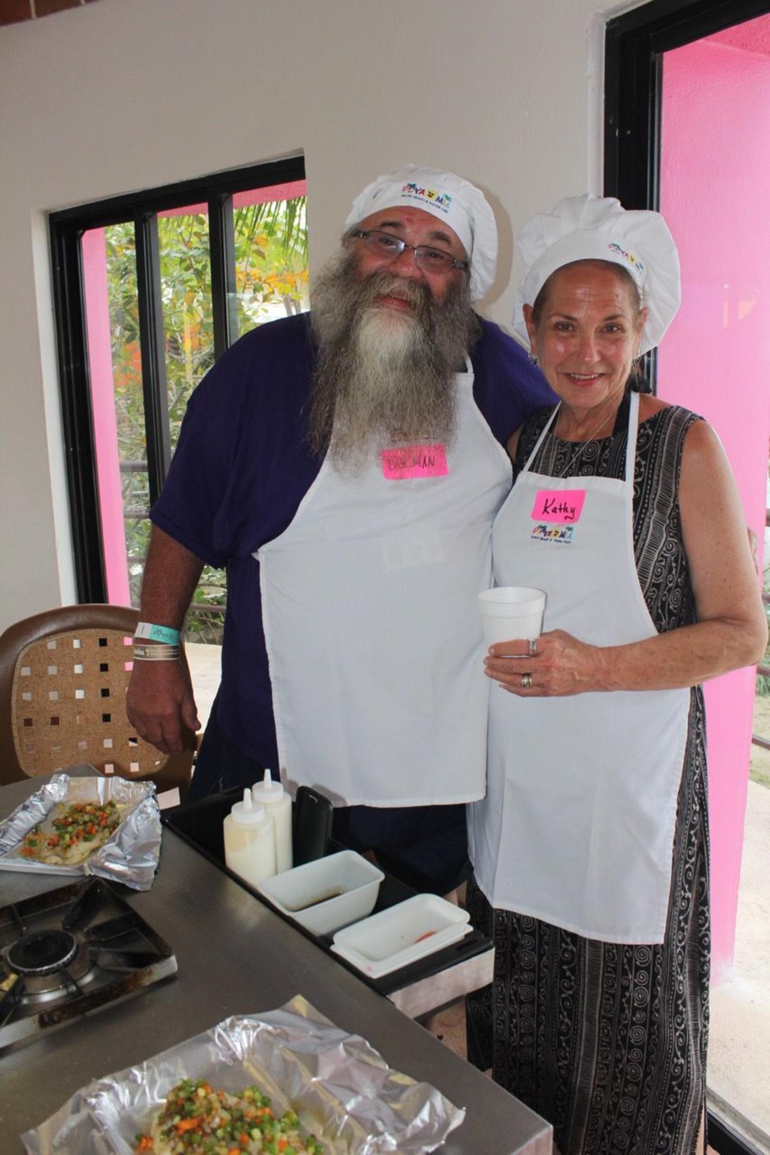 MÁS FOTOS, Clase de cocina mexicana, además de pase para Playa Mia Grand Beach and Water Park