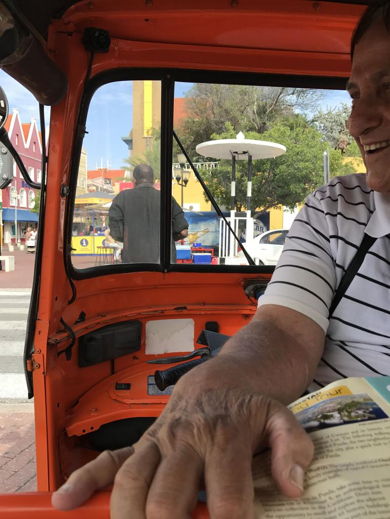 Curacao Shore Excursion: Curacao TukTuk City Tour