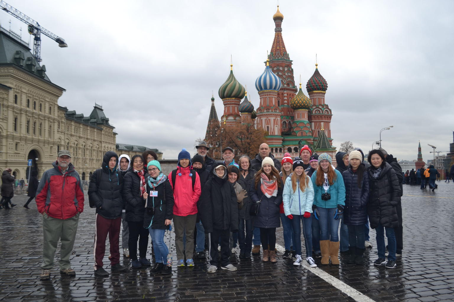 MAIS FOTOS, Private Moscow Red Square and City Tour with Bolshoi Visit Option