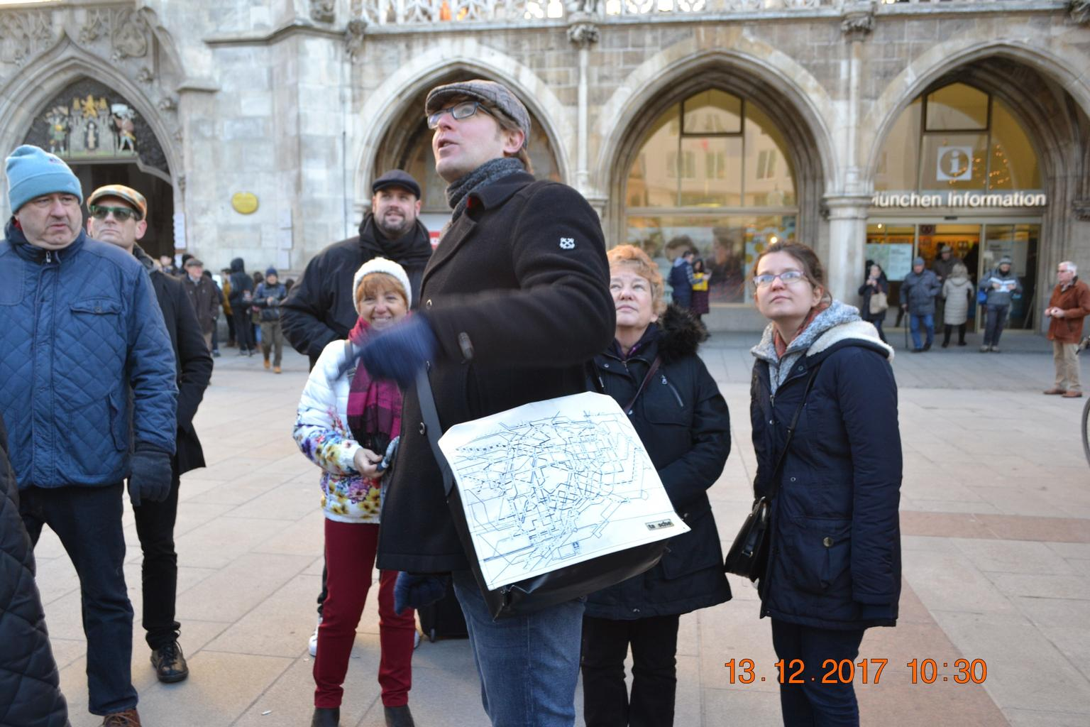 MAIS FOTOS, Third Reich Walking Tour: Historic Facts and Sites in Munich