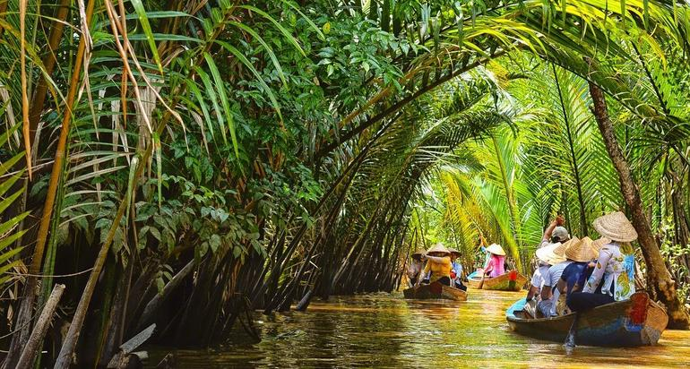 LUXURY Cu Chi Tunnels and Mekong Delta: Full-Day Deluxe Small-Group max 12 pax photo 23