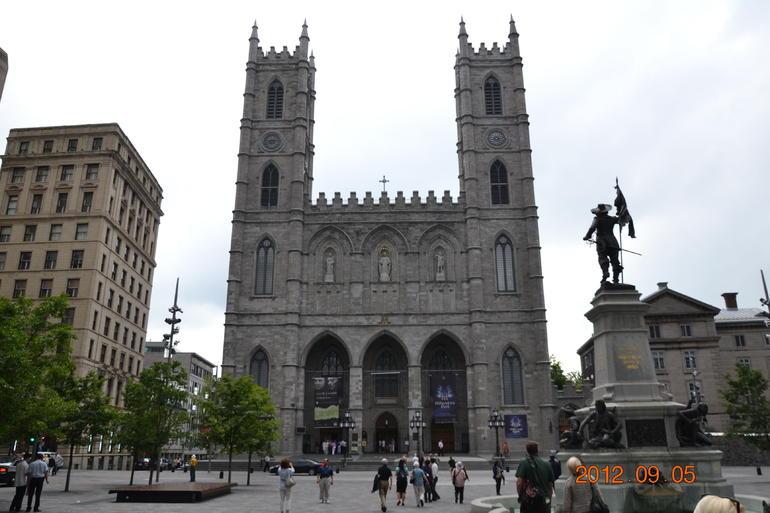 Basilica - Montreal
