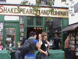 Shakespeare's bookshop - truly what a bookshop should be., Helen K - October 2009