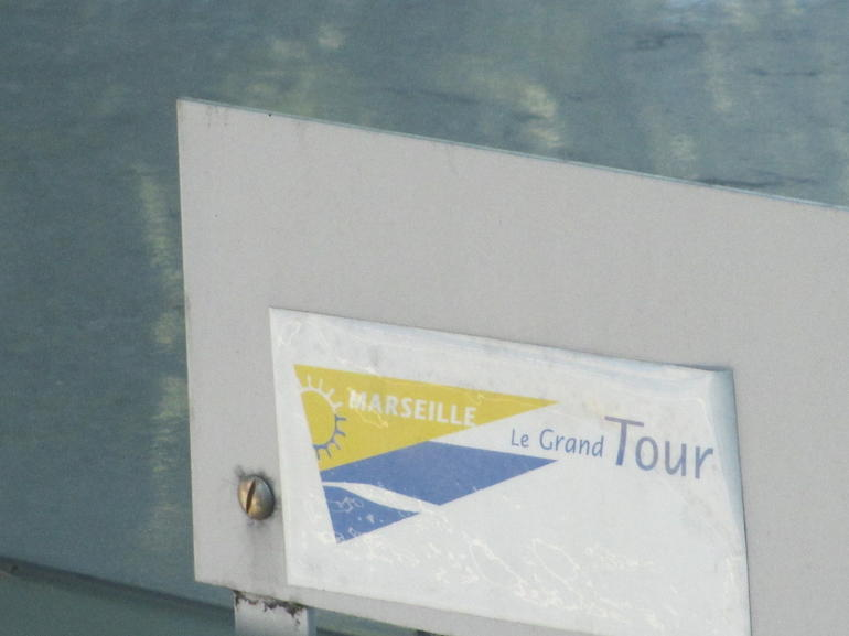 Bus stop - Marseille
