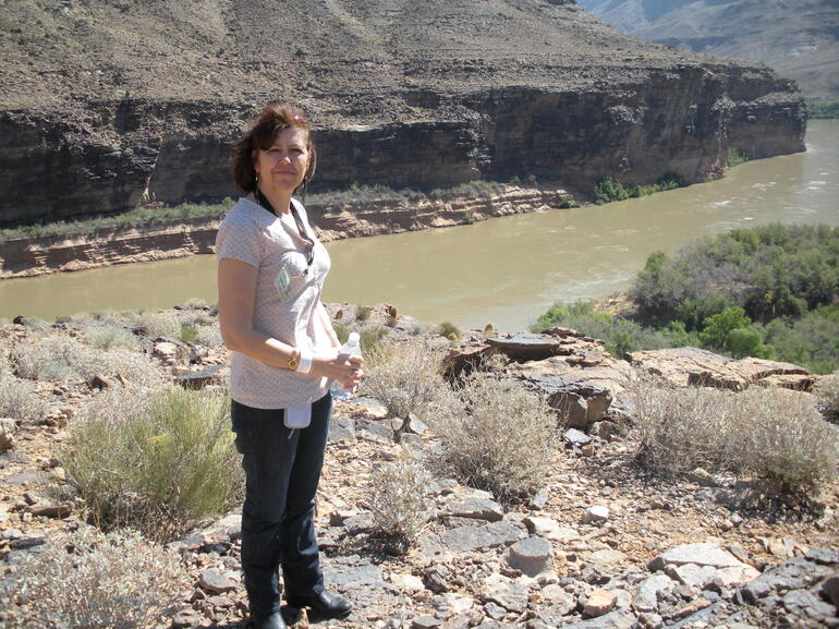 By the Colorado River - Las Vegas