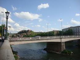 Arriving Verona , RAFAELA F - May 2011