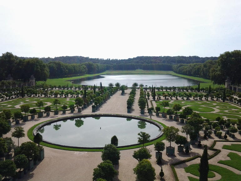 Gardens of Versailles - Paris