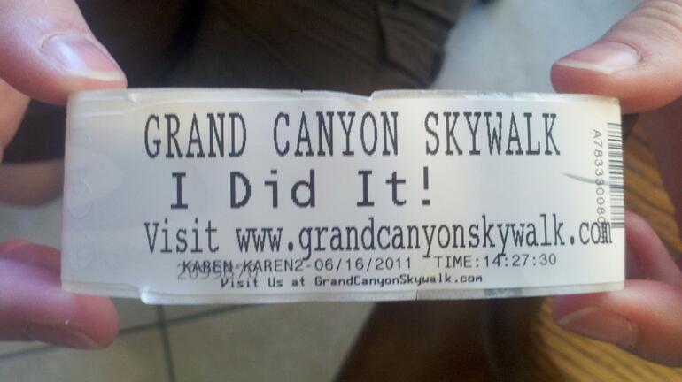 Grand Canyon West Rim - Las Vegas