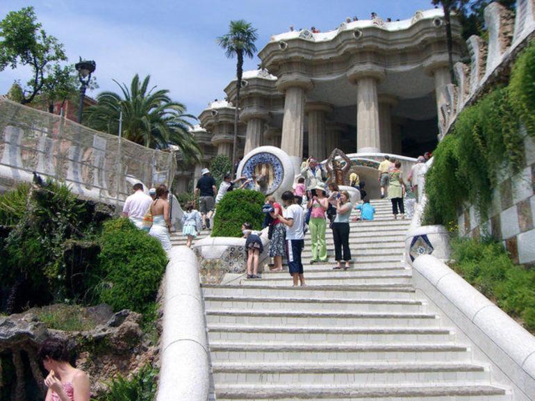 Parc G�ell - Spain