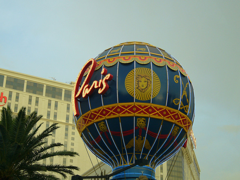 Paris Balloon - Las Vegas