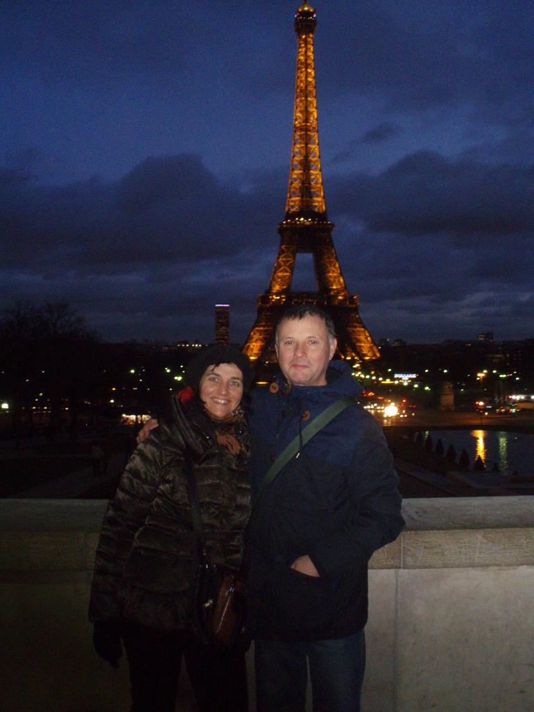^Paris de noche - Paris