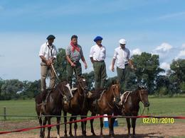 "Horsemanship demonstrations plus a short ride on horseback for all ""interested"" tourists as well!, Ann K - April 2010"