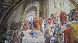 The School of Athens , rdreese18 - September 2016