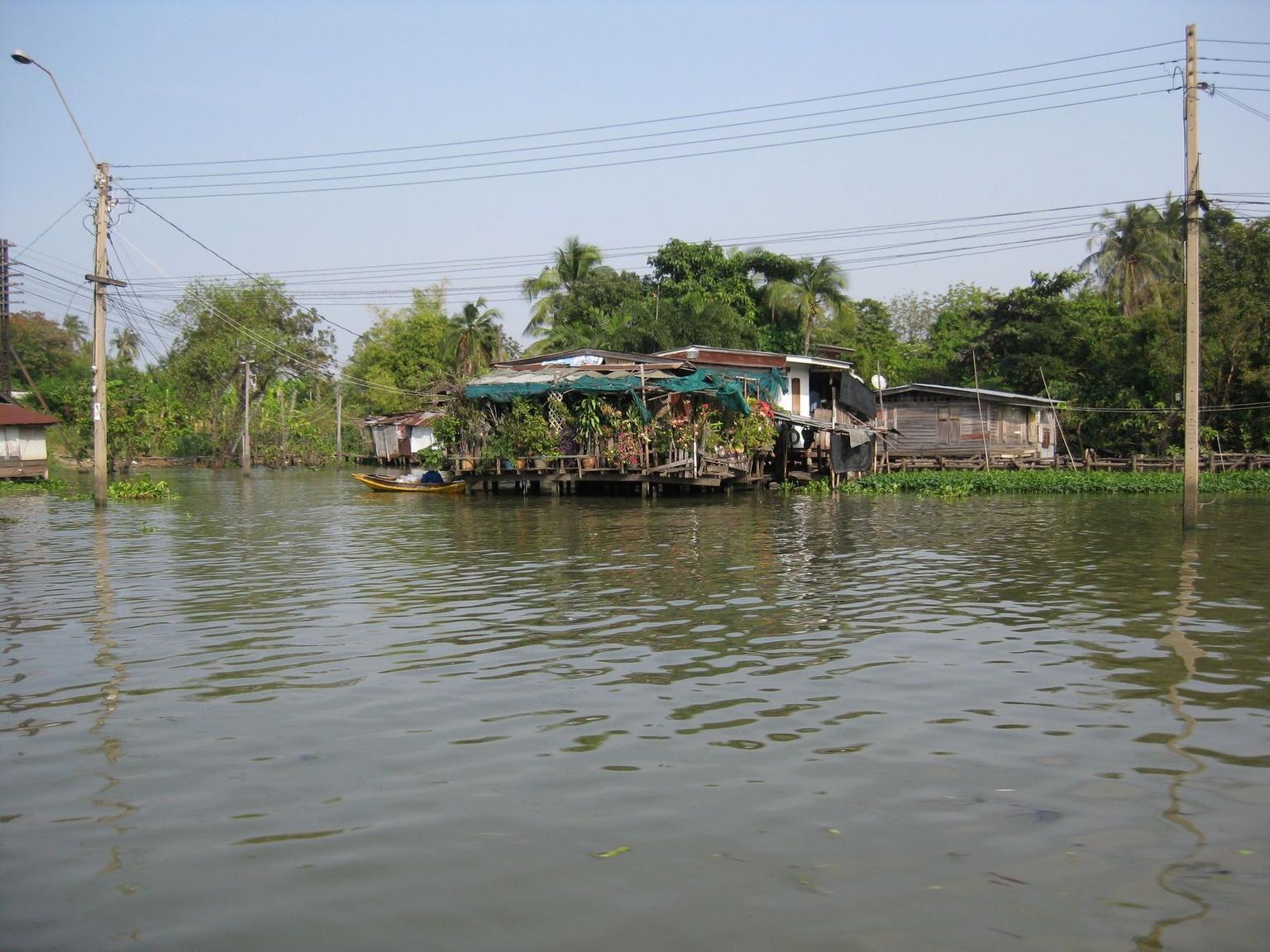 MAIS FOTOS, Passeio de balsa aos arrozais de Bangcoc, na parte da tarde