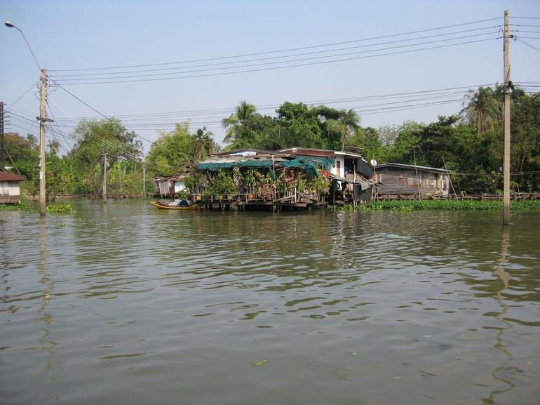 Riverfront property - Bangkok