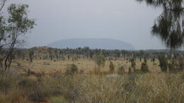 Uluru view , Cherny_1612 - December 2011