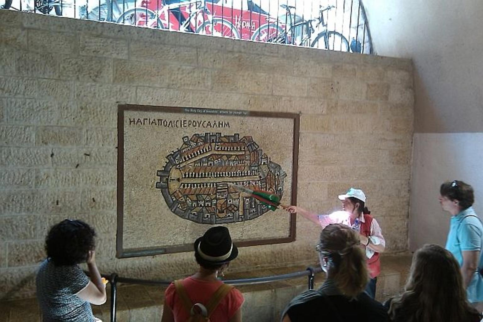 MÁS FOTOS, Visita de medio día a Jerusalén: Santo Sepulcro y Muro Occidental