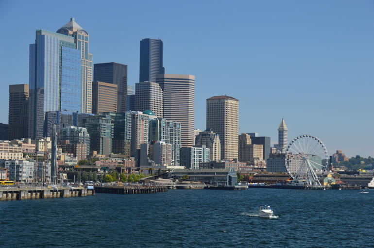 Seattle Harbor Cruise photo 9