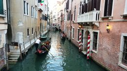 not only the Grand Canal, but backstreets too , Loraine H - September 2015