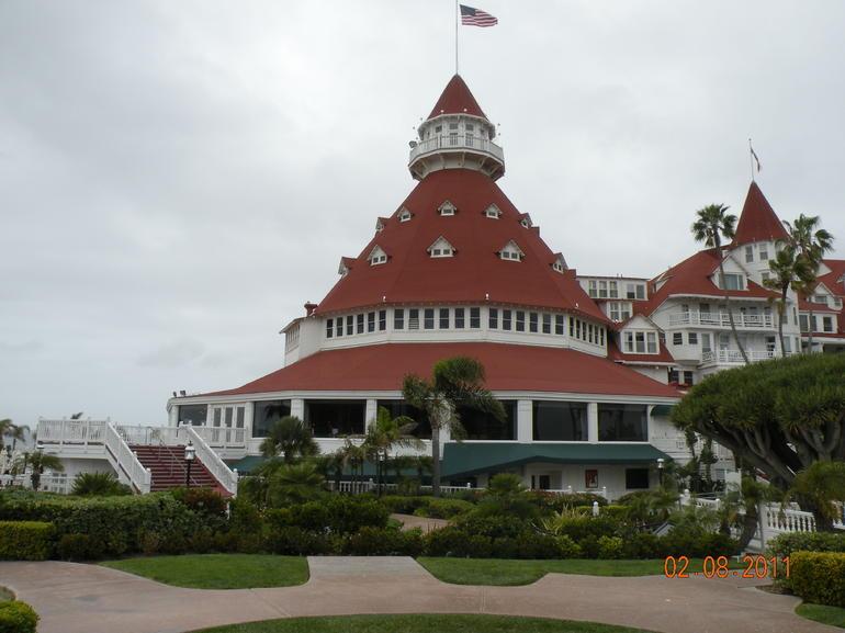 The Hotel del Coronado - San Diego