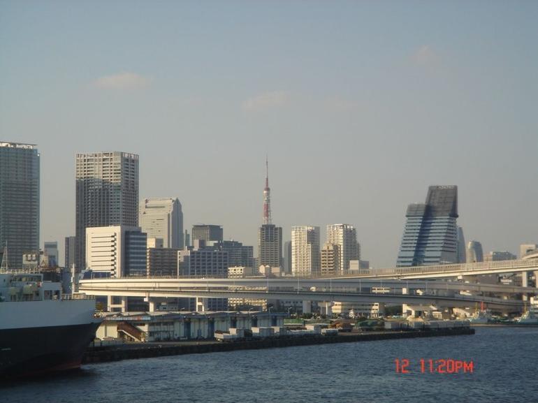 Tokyo Bay Cruise - Tokyo