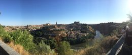 Panoramic view , Sara H - July 2016